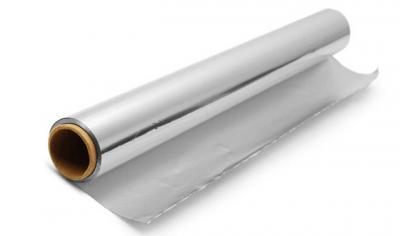Papel aluminio generico