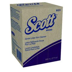 Scott gentle lotion
