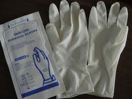 guantes esteriles
