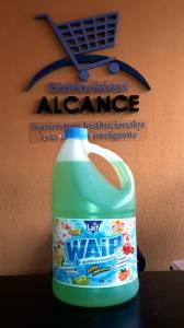 Desinfectante Laif WAIP Manzana Verde