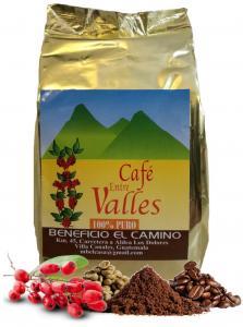 Cafe entre Valles dorado Distri 1