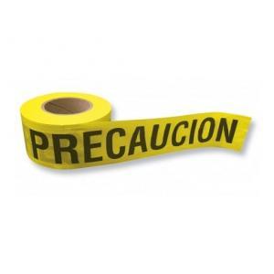 cinta precaucion