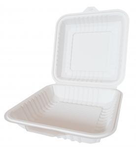bandeja biodegradable plastico