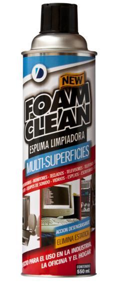 FOAM CLEAN