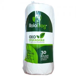 bolsa biodegradable extragrande