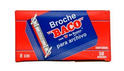 fastener metalico baco
