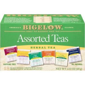 te bigelow assorted teas herbal