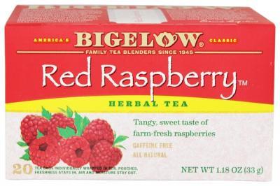 te bigelow frambuesa raspberry