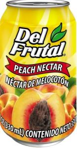 del frutal melocoton