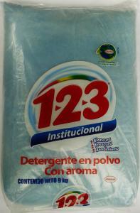 123 inst con aroma