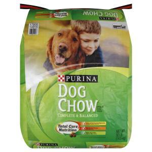 dog chow 50